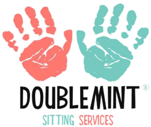 Doublemint Sitting Services Logo 300x